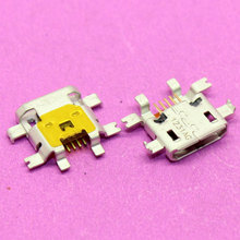 YuXi Hot! Micro USB jack For Nokia/ For Sony/ For HTC/ For ASUS Zenfone 2 2e551 ml Charging port Socket Mini USB connector.(China)