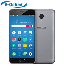 Original Meizu M3 Note 4G LTE International Version L681H Cell Phone MTK Helio P10 Octa Core Fingerprint  3GB RAM 32GB ROM
