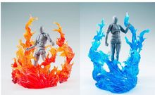 burning flame effects /yellow purple red blue/ modeling scene / Kamen Rider / gundam / Saint Seiya / Specially good effect(China)