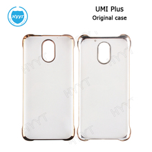 For Umi plus E Plastic Case Hard Case Original Protective Back Cover Cell Phone Cases Shell For Umi plus Cellphone Accessories(China)