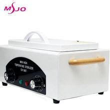 High temperature Nail Art Salon Sterilizer Box  Portable Sterilizing  Manicure Tools Nail Art Equipment