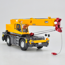 1:50 SR-250Ri ROUGHTER 25 ton crane crane model Alloy collection model Holiday gift(China)