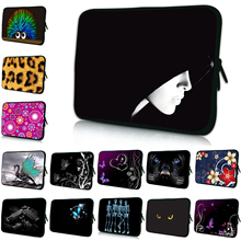 "7"" 8"" 10"" 12"" Tablet Netbook Inner Pouch Cover Bags For Apple iPad/iPad Mini Samsung Nylon Bag For 13 14 15 15.6 17 Inch Laptops"