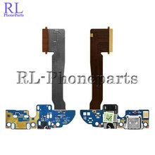 10pcs/lot Headphone Audio Jack + Usb Dock Connector Charger Charging Port Flex Cable Ribbon For HTC One M8 One2 M8x 831C  + Mic