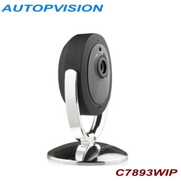 C7893WIP PNP Wifi Camera wireless audio mini HD night vision IP Camera<br>