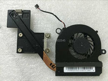 Free shipping genuine new original laptop CPU heatsink fan cooling fan for HP ProBook 5310M 581088-001 581087-001 Radiator FAN(China)