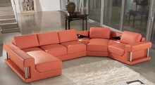 Fashion sofa design living room sofa set A1131