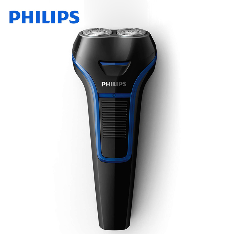 100% Original Philips Electric Shaver S100 Rotary Rechargeable Portable Body Washable Mens Electric Razor With Ni-MH Battery<br>