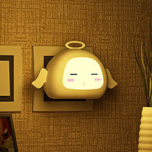 Sanyi Novelty Cloud Smile Face Night Light Childrens Bedroom Nursery Night Lamp Mini Cloud Light Emitting Children Room Decor