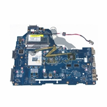 LA-7201P REV 1.0 K000124380 for toshiba satellite C660 laptop motherboard HM65 GPU GT310 DDR3