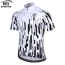 KIDITOKT Bevery 100% Polyester Cycling Jersey Quick-Dry Racing Bike Clothes Maillot Ropa Ciclismo Men MTB Bicycle Clothing
