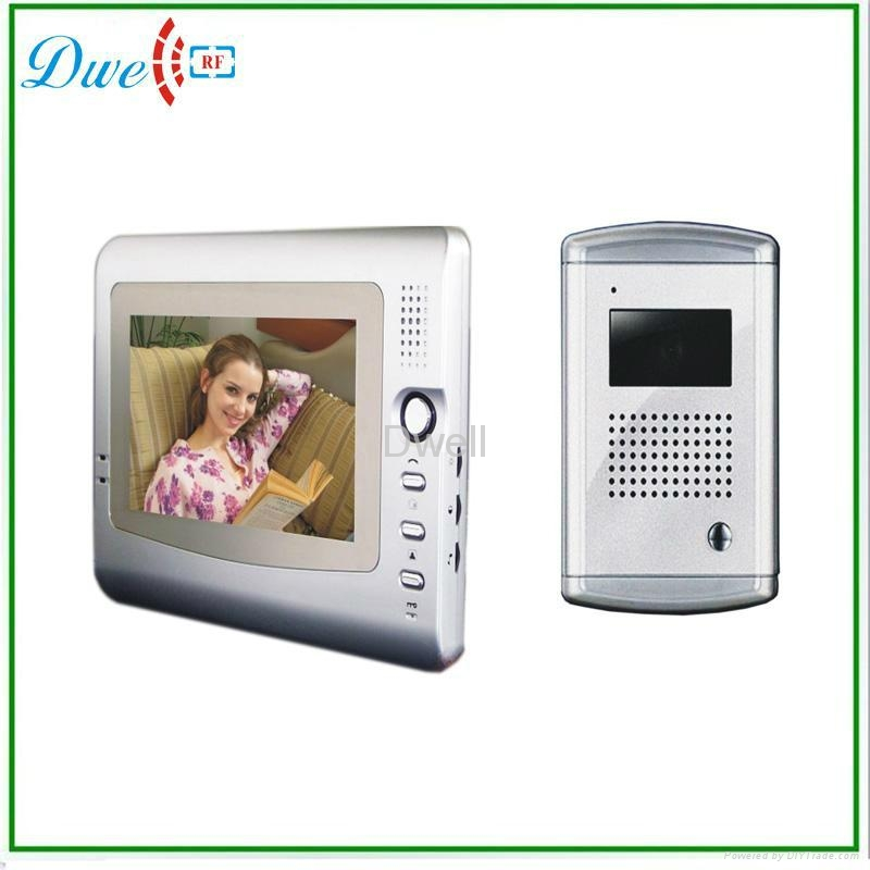 7 inchTFT LCD monitor handfree video door phone<br><br>Aliexpress