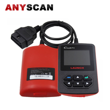 Original LAUNCH X431 CReader V+ OBD2 EOBD Code Reader DTCs Engine Fault Diagnostic Tool Launch CReader Code Scan Tool