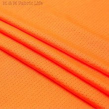 160cm*5yard 14 colors knitted function breathable quick drying polyester one-side niddle-eye mesh fabric for shirt,sport cloth