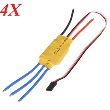 4PCS XXD HW30A 30A Brushless Motor ESC For Airplane Quadcopter Helicopter