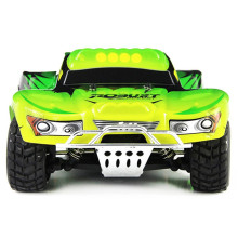 RC Car A969 1/18 Scale Toys 2.4G 4WD 50km/h RC Drift Short Course  Long Distance Control 4-wheel Shock Absorbe