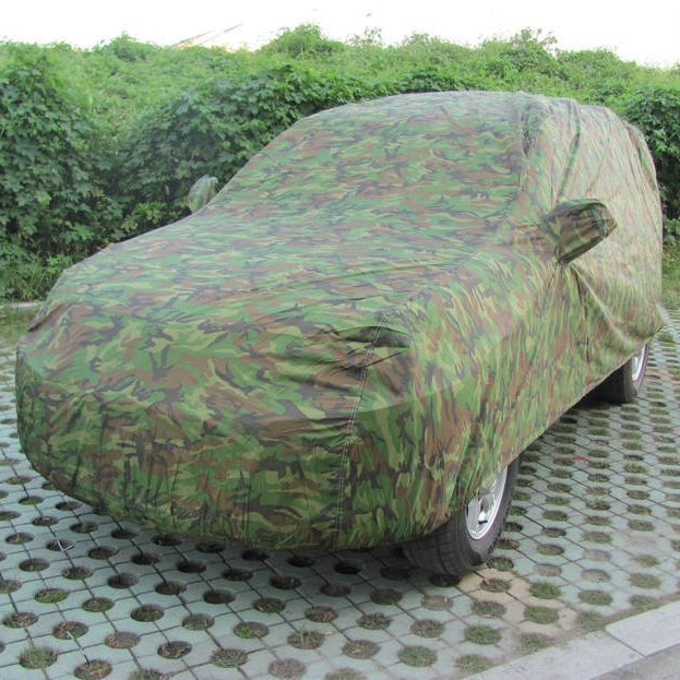 free shipping suv Santa fe gs5 gx7 special car cover water-resistant Camouflage auto covers camouflage accessories universal new<br><br>Aliexpress