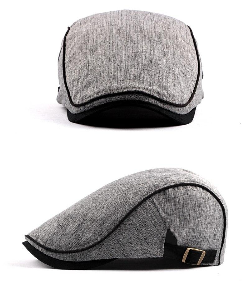 قبعة النمط الغربي للرجال 3