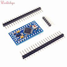 1Set Atmega328 Pro Mini 5V 16MHz Board Module For Arduino Nano Mini 328 ATMEGA328P-AU Micro Controller With 3 Pins Standard