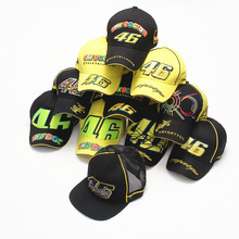 VORON 2017 new motorfiets moto gp rossi vr 46 hoed snapback cool man hiphop hoed truck driver hoed Racing baseball cap 16 color(China)