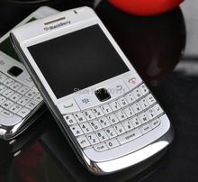 In stocked / Refurbished Original Blackberry 9700 Bold Mobile Phone GSM/WCDMA QWERTY Keyboard 3.2MP Camera, Free Shipping(Hong Kong)