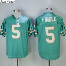 Jazz Vaiten Ace Ventura Movie Ray Finkle 5 Novelty American Football Jerseys #45 Boobie Rugby Jerseys(China)