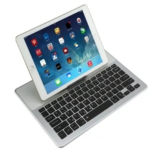 Universal Wireless Bluetooth Keyboard For iPad 2 3 4 5 6 /ipad pro 9.7 inch IOS Windows Android Tablet PC Noteboo(China)
