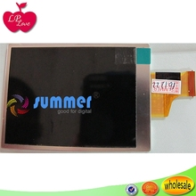NEW DSC-H200 LCD with backlight Display Screen For SONY H200 lcd Digital Camera part free shipping(China)