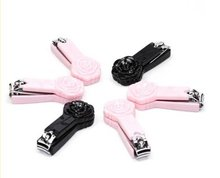 12pcs /lot Anna Queen Rose Nail Clipper Scissors cutter Tools chirld clippers  --free shipping