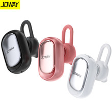 2017 New Joway H21 Bluetooth Earphone Super Mini Stereo Wireless 4.1 Headsets with Microphone for All Smartphone