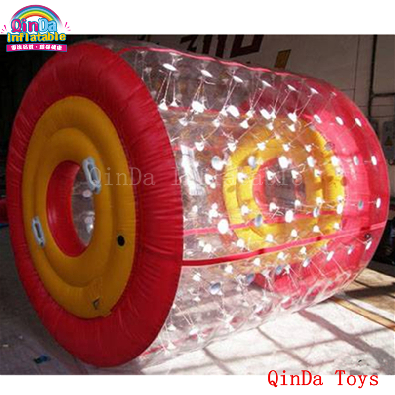 inflatable roller ball114