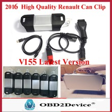 2016 Renault CAN Clip v159 interface obd2 clip can renault diagnostic tool free shipping