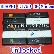 Free shipping Huawei E1750 WCDMA HSDPA EDGE GPRS for PC Tablet APAD EPAD 3G CARD USB Modem Android System