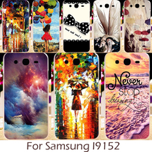 Akabeila Chocolate Candies Mobile Phone Cases For Samsung Galaxy Mega 5.8 I9150 GT I9152 9150 9152 Case Covers Paintbox(China)