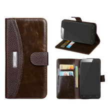 Leather Case For Doogee X6 Wallet Flip Cover Stand Phone Bags Cases for Doogee X6 Pro Case Cell Phone Shell with Card Holder