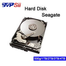 Seagate 4TB /3TB/2TB/1TB/500g 3.5 Inch Monitor SATA3 Interface Hard Disk for AHD DVR NVR Free Shipping