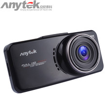 Original Anytek AT66A full HD Novatek 96650 Car Camera DVR Recorder Black Box 170 Degree Super Night Vision Dash Cam free ship