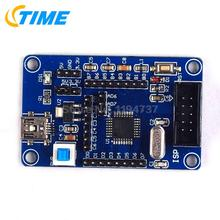 1PCS AVR Development Board ATmega48 Minimum System Core Learning Board