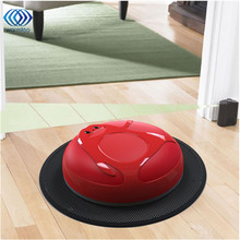 Newly Red Sweeping Machines Rechargeable Intelligent Robot Robotic  Auto Clean Hard Floor Mop