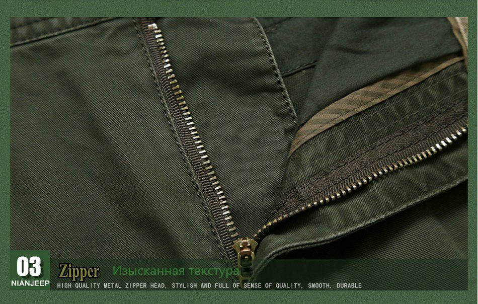 17 Brand Mens fashion Military Cargo Pants Multi-pockets Baggy Men Pants Casual Trousers Overalls Army Pants Joggers 2155 13
