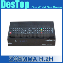 Best Offer for 10pcs/lot HD Combo DVB-S2 DVB-T2/C Satellite Receiver ZGEMMA H .2H with bcm7362 Dual Core TF Card support