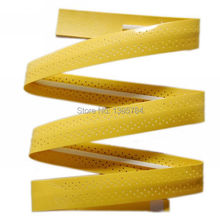 10pcs/lot anti-slip breathable sport over grip sweat band griffband Tennis overgrips tape Badminton racket grips sweatband