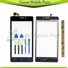 100% tested One By One Touch Screen For Prestigio Wize C3 PSP 3503 DUO PSP3503 Touch Screen Panel Sensor +3M Sticker