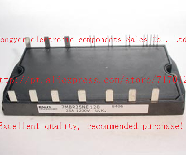 Free Shipping 7MBR25NE120 New  IGBT 25A-1200V,Can directly buy or contact the seller<br><br>Aliexpress
