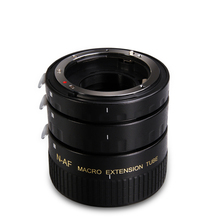 Aputure AC-MN Copper macro extension tube collector edition for Nikon,Focus Macro Extension Tube Set