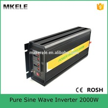 MKP2000-242B off grid pure sine wave inverter circuit diagram 2000w 24v inverter 220v ac power inverter with cooling fan(China)