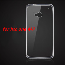 high quality for htc one m7 case soft silicone cover imuca case for htc m7 single sim 801e case cover mobile phone bag