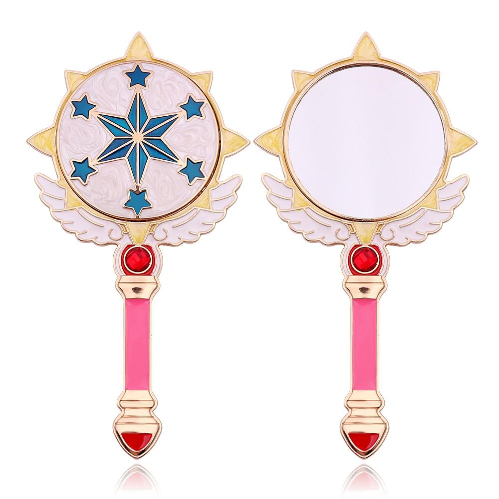 Anime Jk Cardcaptor Sakura Kinomoto Iphone 7 Costume Props 8 Or Plus Phone Case Star Magic Stick Prop Cosplay Cartoon Cute Pink Gift Professional Design Costumes & Accessories