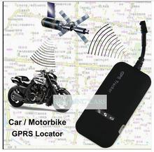 Car GT02 GPS tracker For Auto Scooter Motorcycle vehicle real time 4 band anti-theft tool GSM GPRS Tracking Device New Arrival(China)