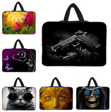 "Universal 10 10.1 11.6 12 13 13.3 15 15.6"" Notebook Computer Bag Cover Cases For Apple Sumsung Dell HP ASUS Sony Lenovo Laptop"